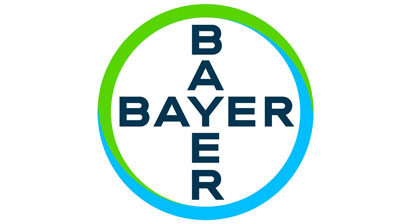 Logo farmacéutica Bayer